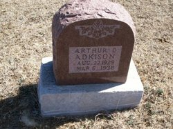 Arthur D Adkison