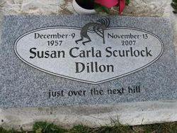 Susan Carla <I>Scurlock</I> Dillon
