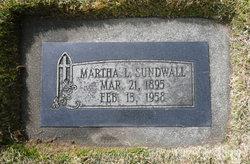 Martha Sundwall