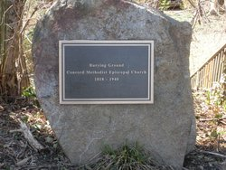 Concord Methodist Episcopal Church Cemetery