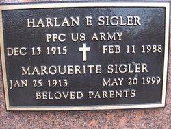 Harlan Edward Sigler