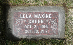 Lela Maxine Green