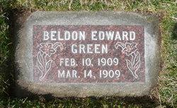 Beldon Edward Green