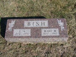 Mary M. <I>Butler</I> Bish