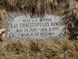 Kay <I>Christopulos</I> Bowen