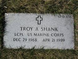 Troy A. Shank