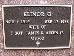Elinor G Aiken