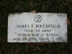 James E Birchfield