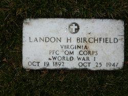 Landon H Birchfield