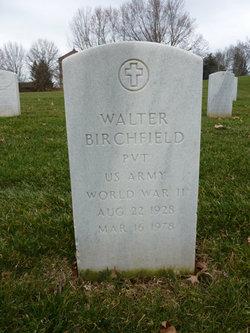 Walter Birchfield