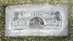 Craig Edwin Green
