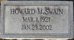 Howard M Swain
