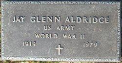 Jay Glenn Aldridge