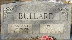 Frances H Bullard