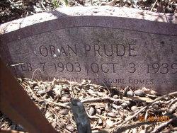 Oran Prude