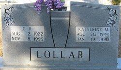 """Clarence Robert """"C. R."""" Lollar, Jr"""