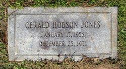 Gerald Hobson Jones
