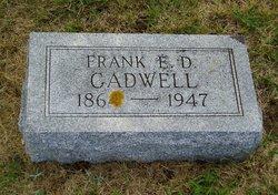 Frank Edward Dale Cadwell