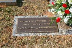 Ruby Rhunette <I>Patton</I> Pym