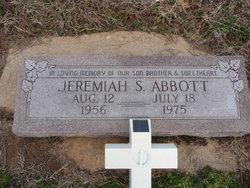Jeremiah S Abbott