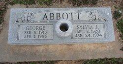 Sylvia Juanita <I>Birge</I> Abbott