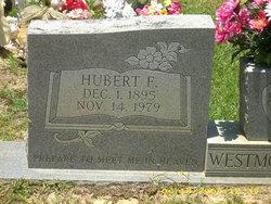 Hubert F Westmoreland