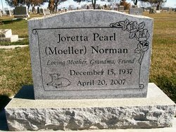 Joretta Pearl <I>Moeller</I> Norman