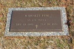 """Robert Edward Ernest """"Ernie"""" Pym"""