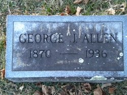 George J Allen