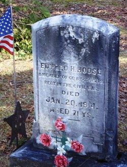 PVT Edward H. Hoose