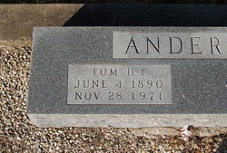 Tom H. F. Anderson