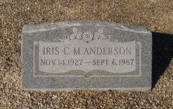 Iris Cecil Milton Anderson