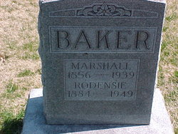 Marshall Custus Baker