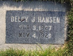 Deloy Judkins Hansen
