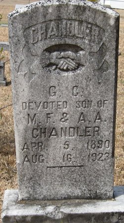 Grover Cleveland Chandler