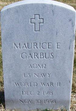 Maurice E Garbus