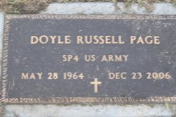 Doyle R. Rusty Page
