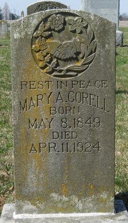 Mary A. <I>Landgraf</I> Corell
