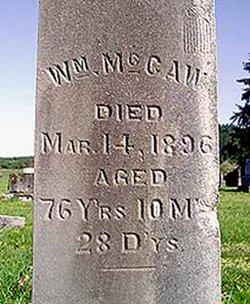 William James McCaw