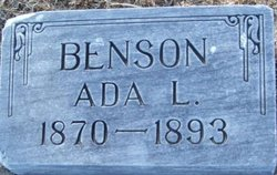 Ada L Benson