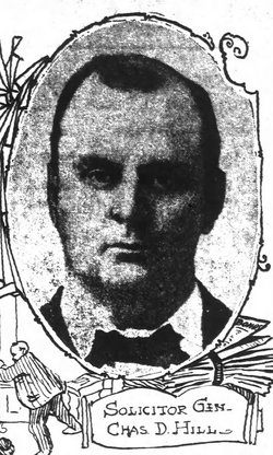 Charles Dougherty Hill