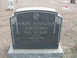 Samuel John Oliver