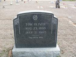 """Thomas """"Tom"""" Oliver"""