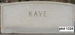 Mary Louise <I>Harvey</I> Kaye