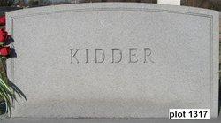 William R Kidder, Jr