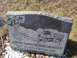 "Joseph Clinton ""Joe"" Shreckengost"