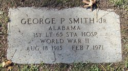 George Peel Smith, Jr