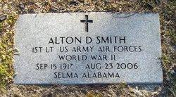 Alton D Smith