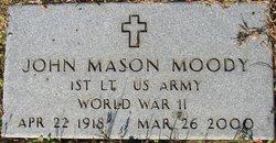 John Mason Moody