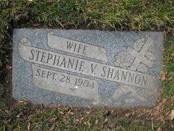 "Stephanie Virginia ""Virge"" <I>Byczek</I> Shannon"